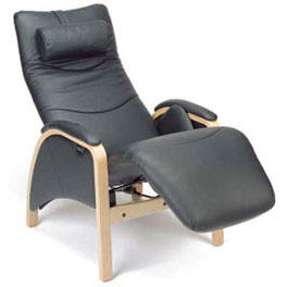 Comfortable BackSaver recliners